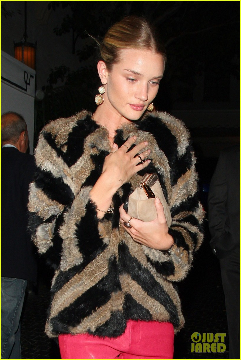 rosie huntington whiteley chateau marmont lady 122737475