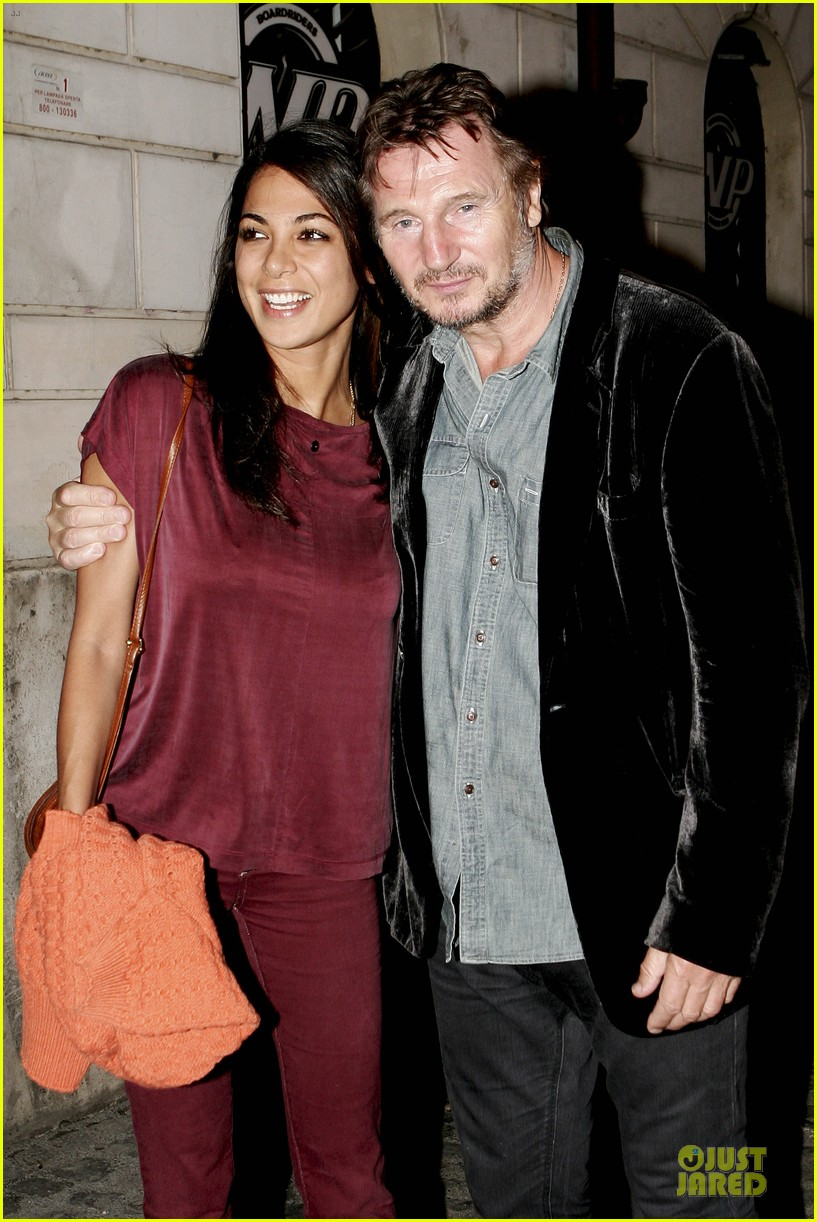 olivia wilde the third person set with liam neeson 232743762