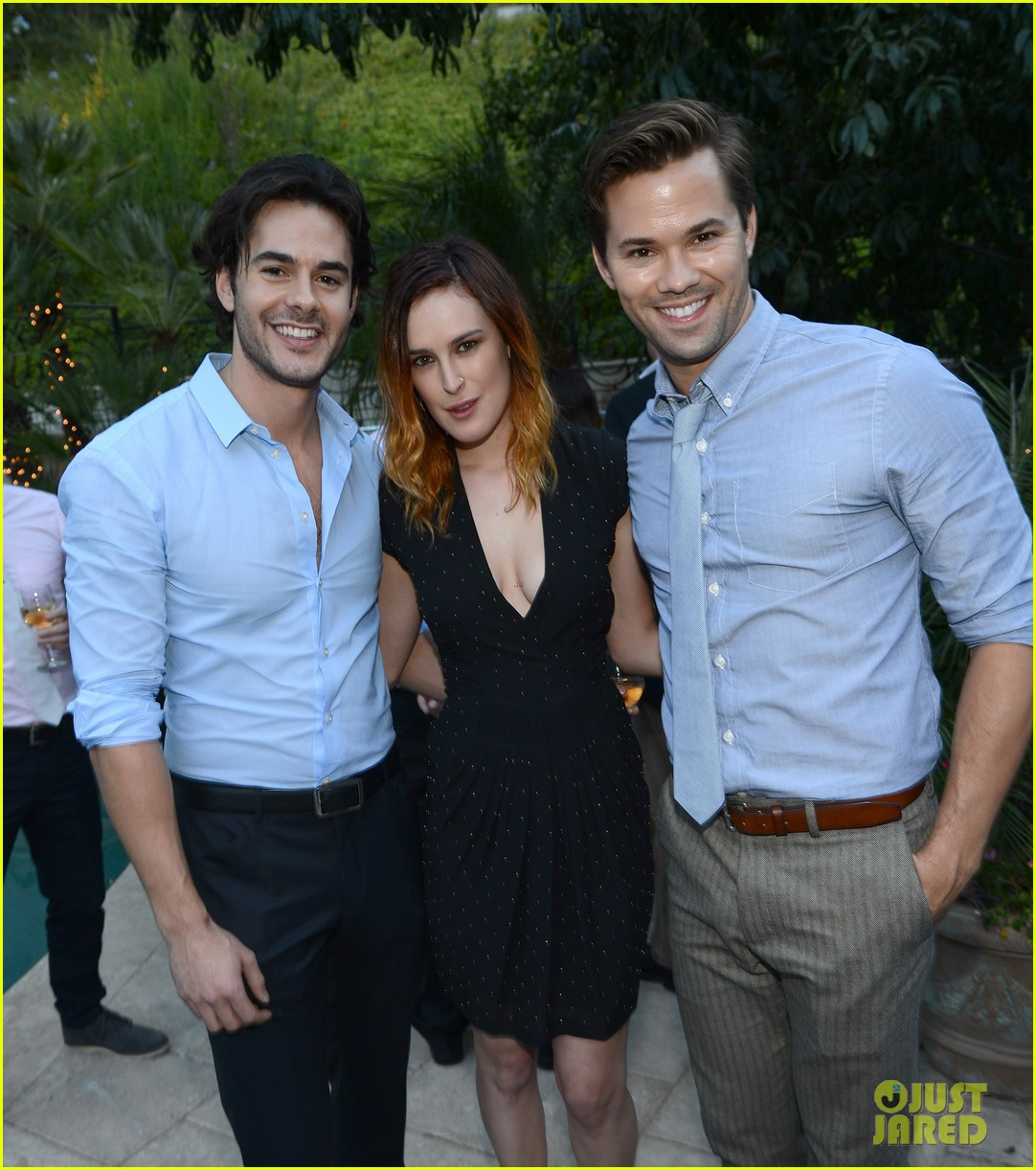 rumer willis jayson blair pflag new normal party 042738444