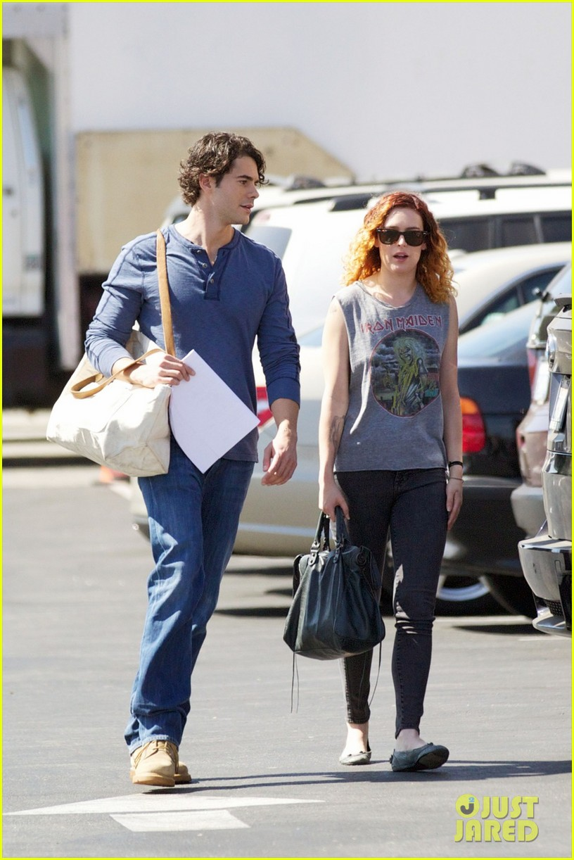 rumer willis jayson blair set visit 052733021