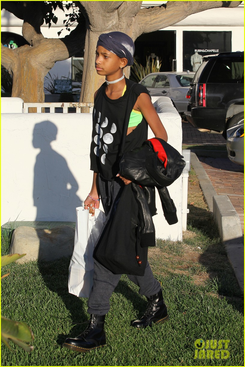 willow smith tra di noi lunch with mom jada 142739782
