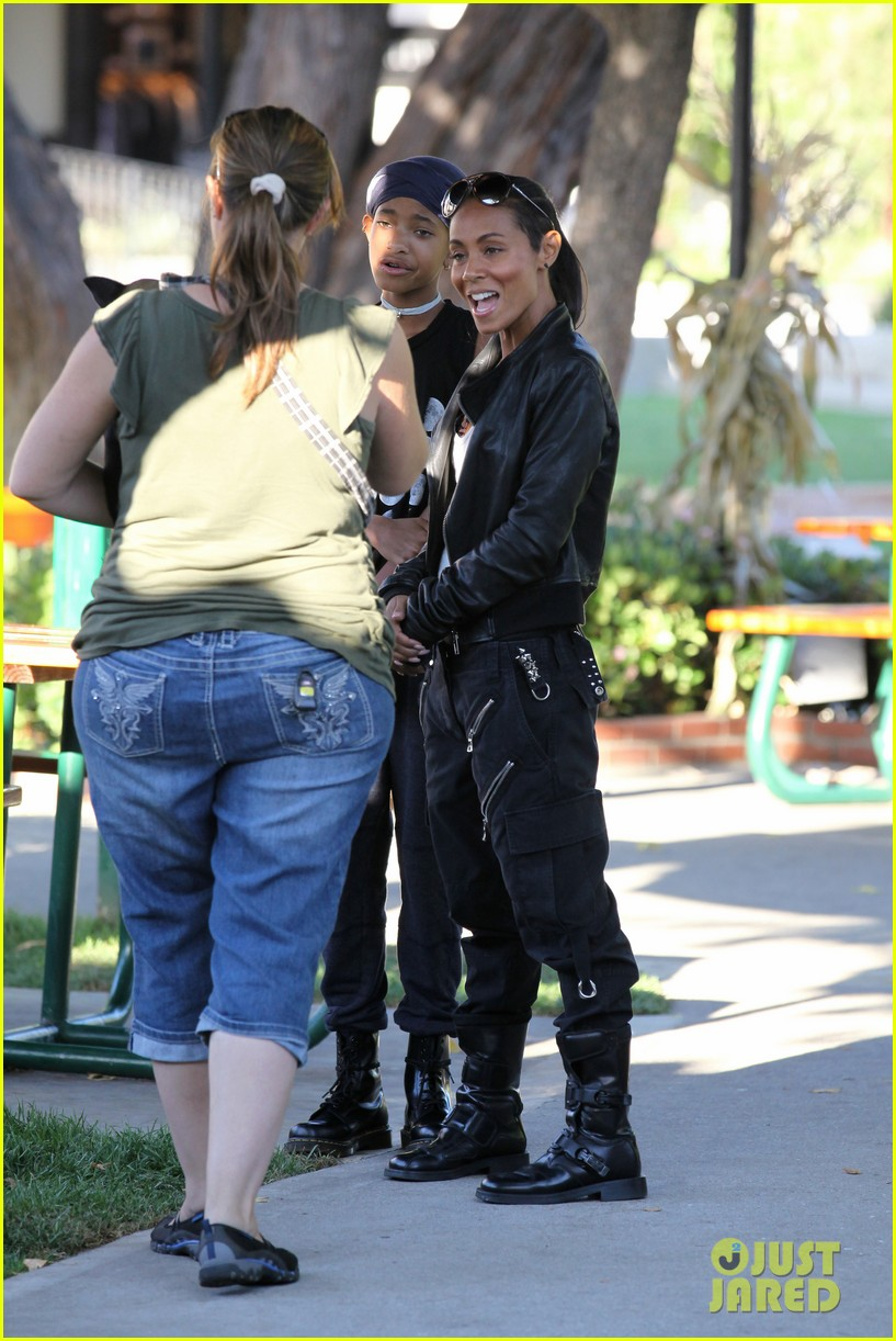willow smith tra di noi lunch with mom jada 202739788