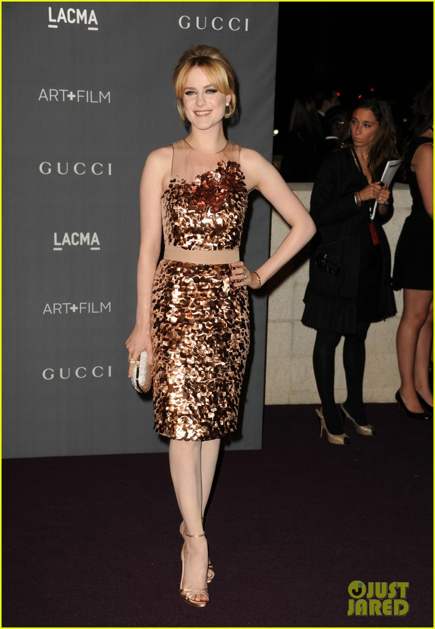 evan rachel wood amber heard lacma art film gala 01