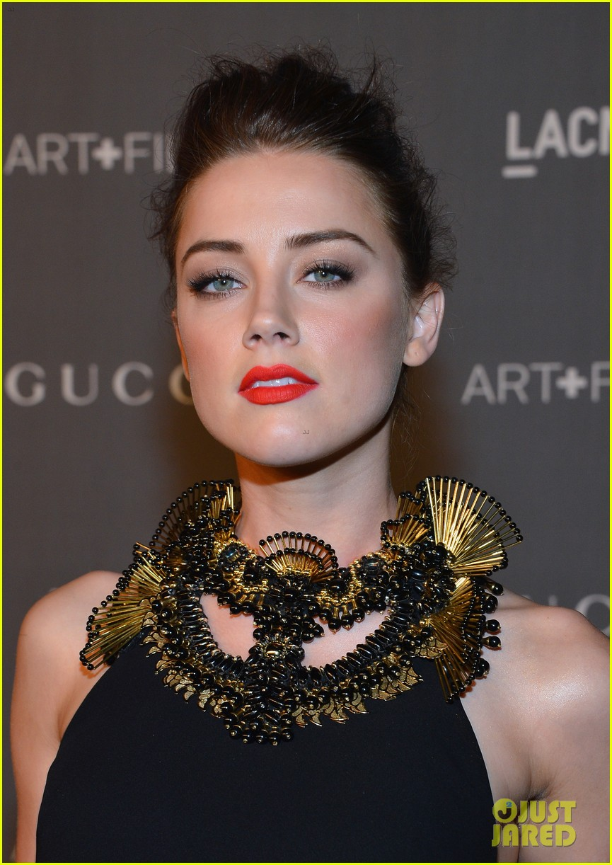 evan rachel wood amber heard lacma art film gala 292746503