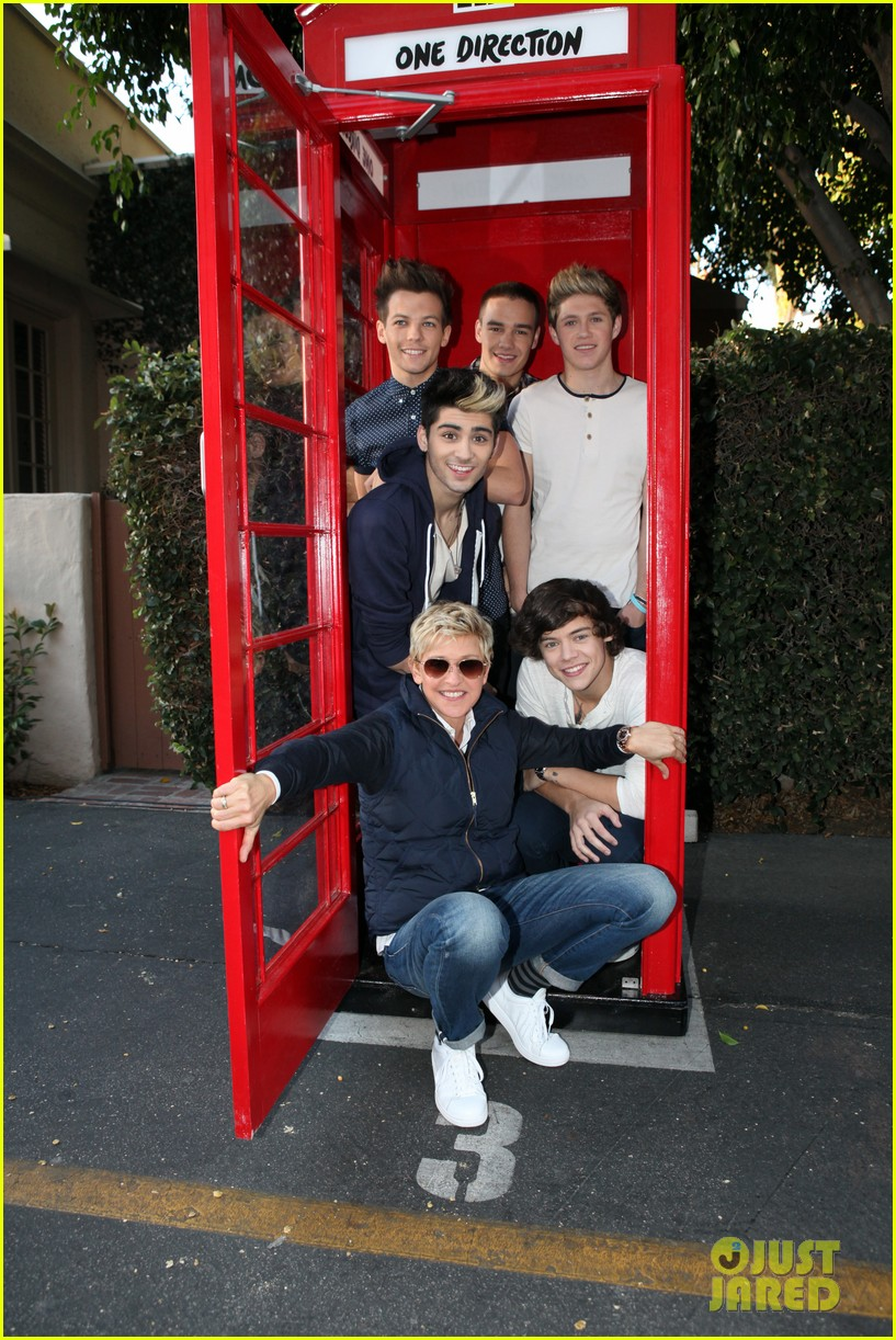 one direction visits the ellen show 022756300