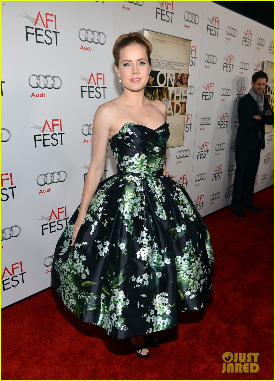 amy adams garrett hedlund on the road afi screening 12