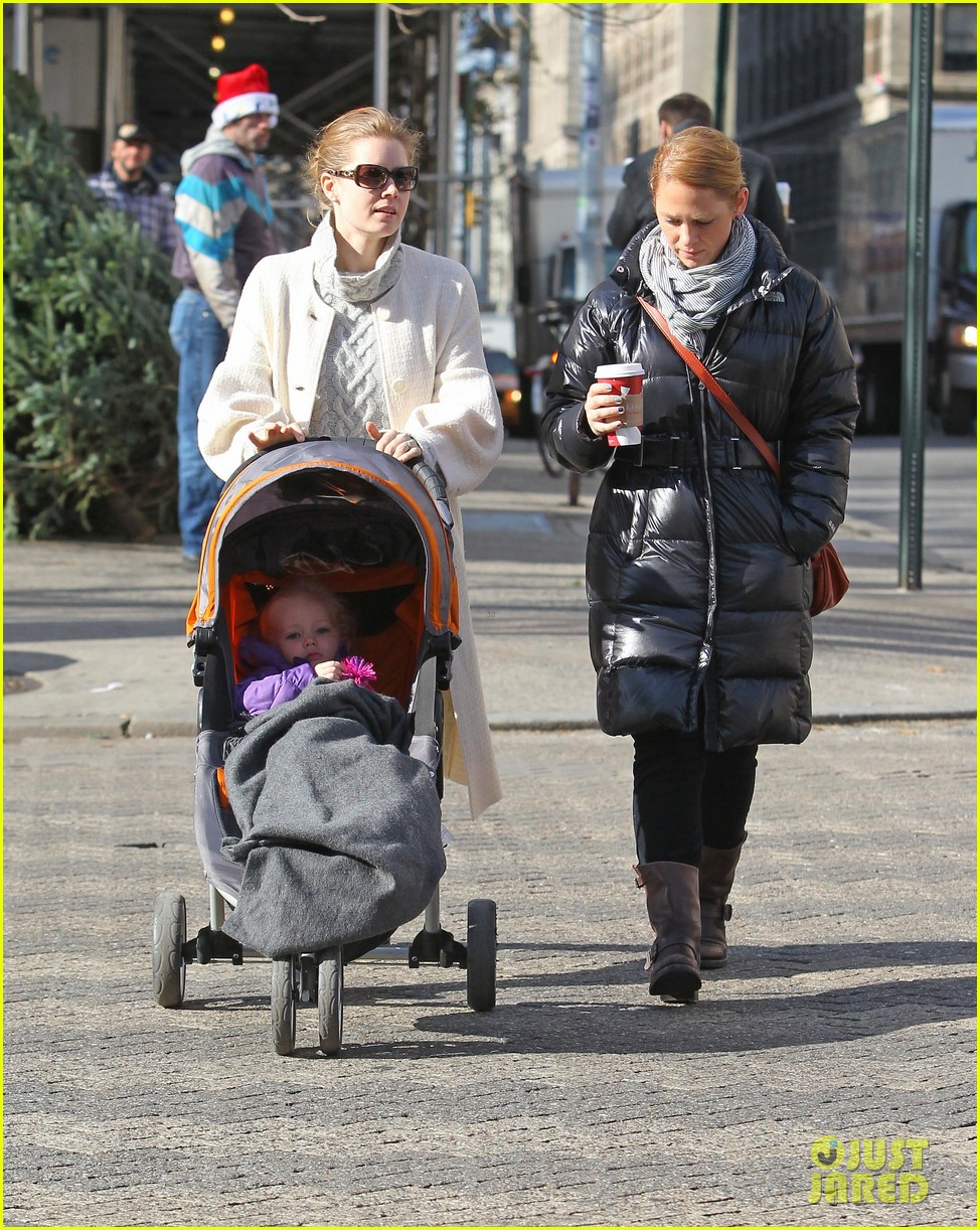 amy adams big apple family time 102766008
