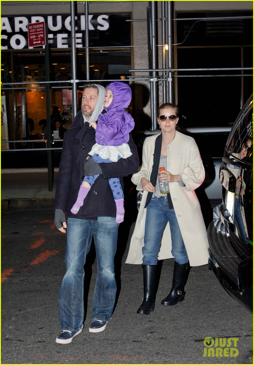 amy adams big apple family time 192766017