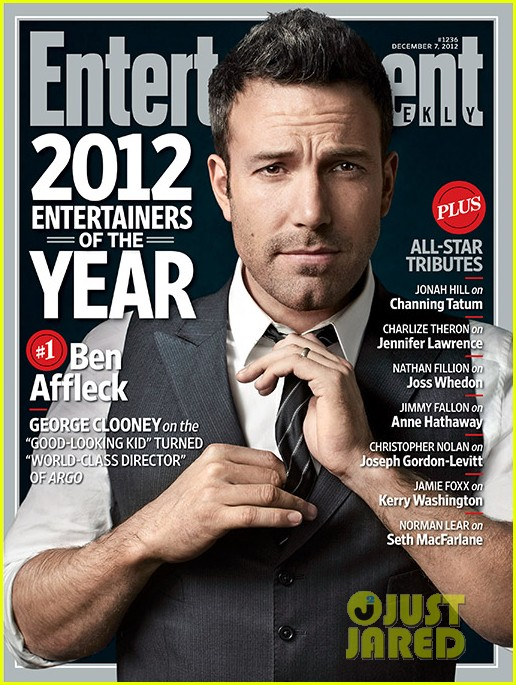 ben affleck entertainment weeklys entertainer of the year 012765212