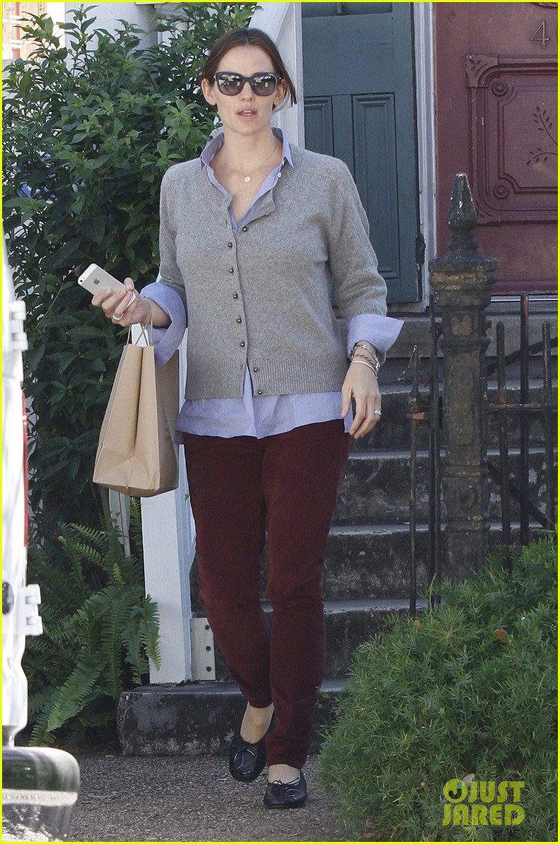 ben affleck daddys day with violet seraphina 102754040