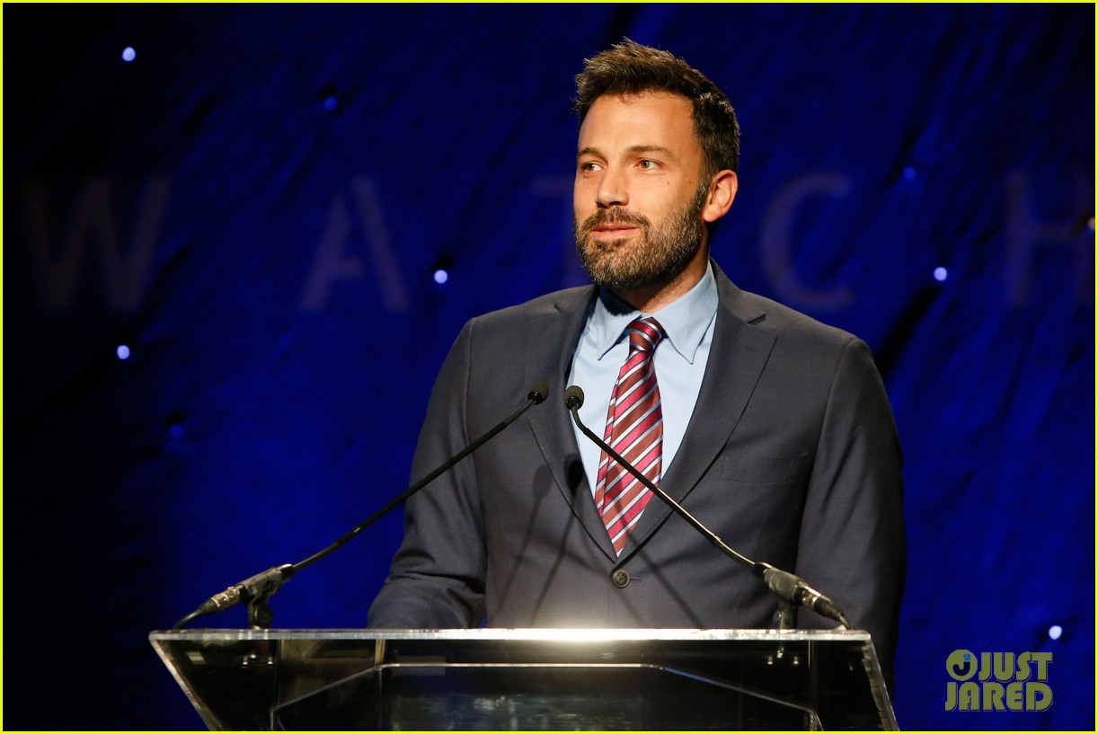ben affleck human rights watch guest speaker 132756626