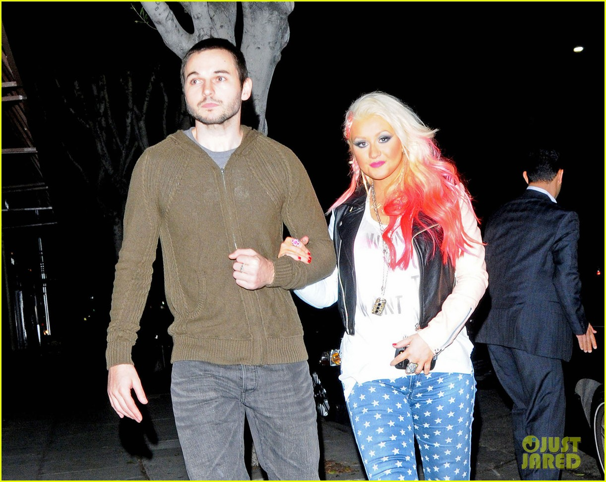 christina aguilera the voice at the grove 152751811