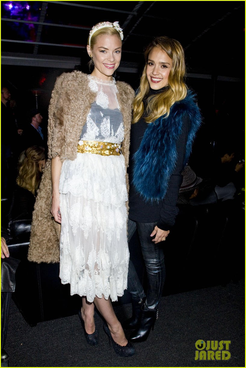 jessica alba jaime king sin city 2 production launch party 032756306