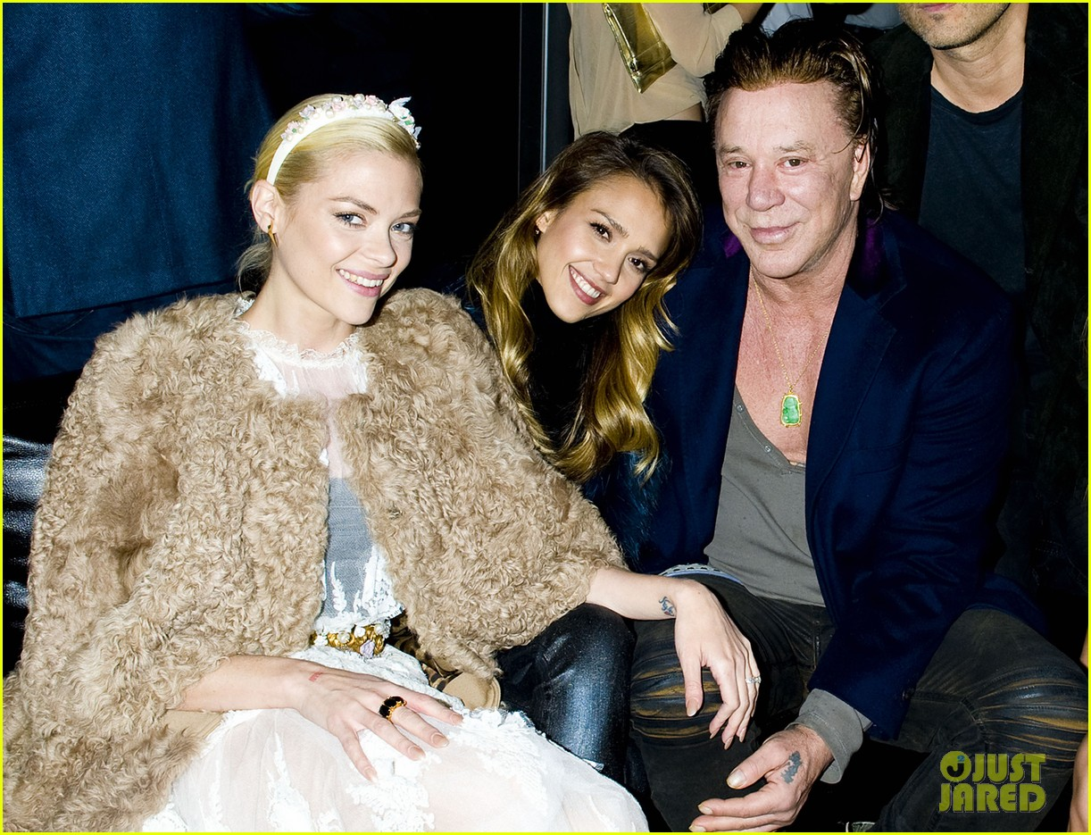 jessica alba jaime king sin city 2 production launch party 082756311