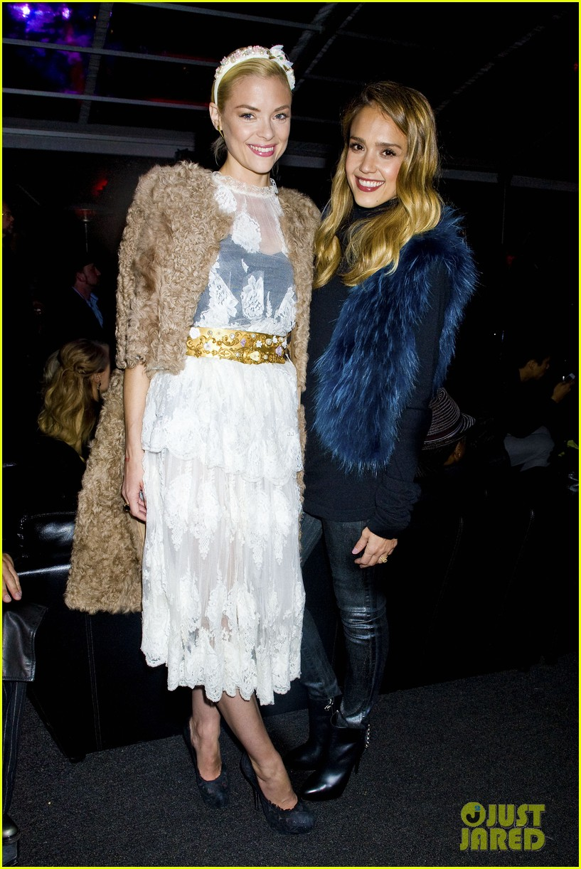 jessica alba jaime king sin city 2 production launch party 092756312