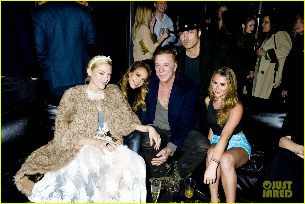 jessica alba jaime king sin city 2 production launch party 222756325