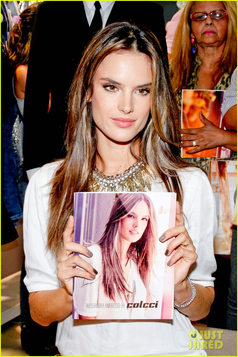 alessandra ambrosio colcci collection launch in rio 182759800