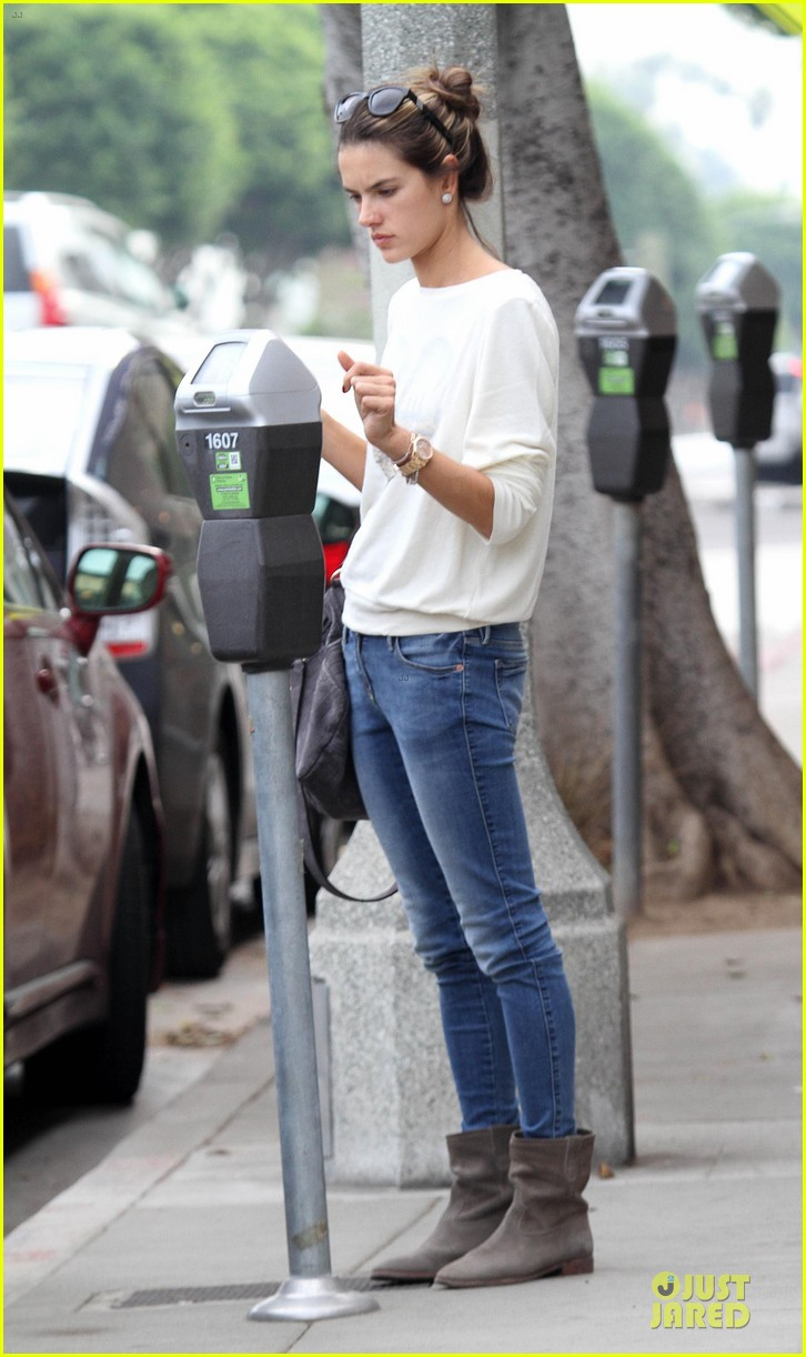 alessandra ambrosio park date with anja 042759319