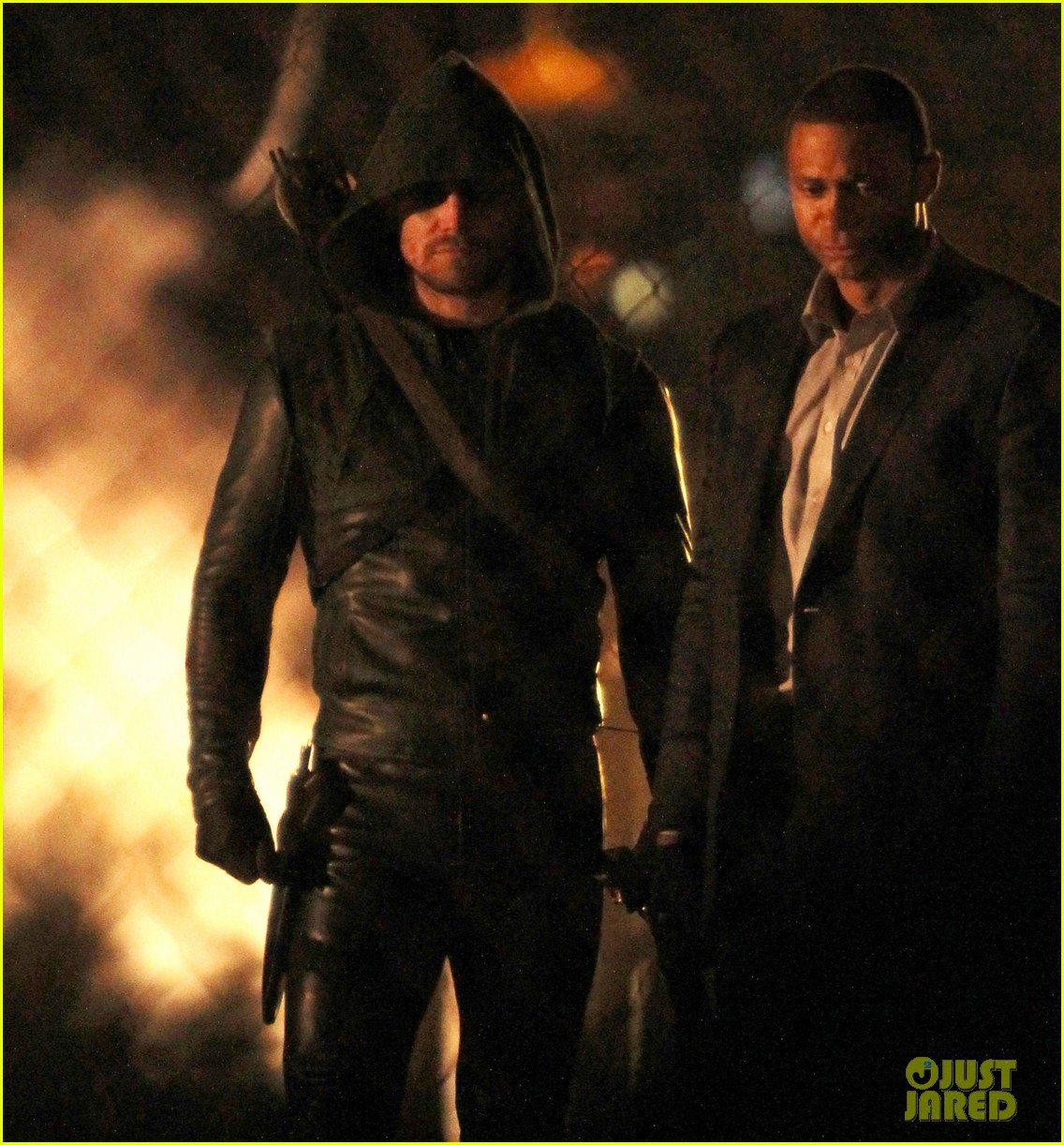 stephen amell arrow fight scenes 112758276