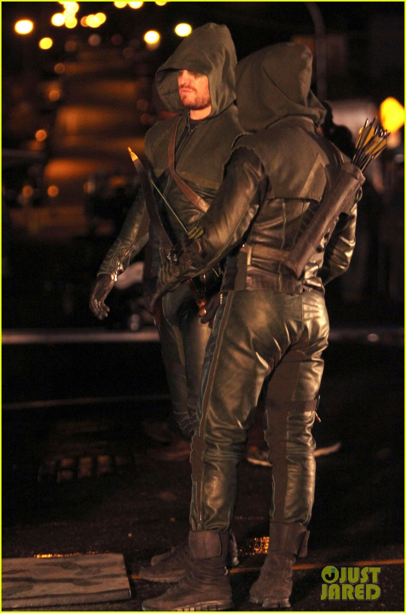 stephen amell arrow fight scenes 312758296