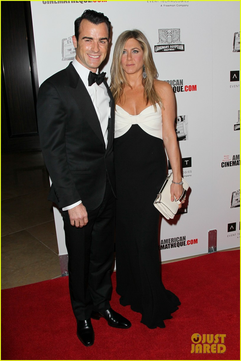 jennifer aniston justin theroux american cinematheque gala 072758573
