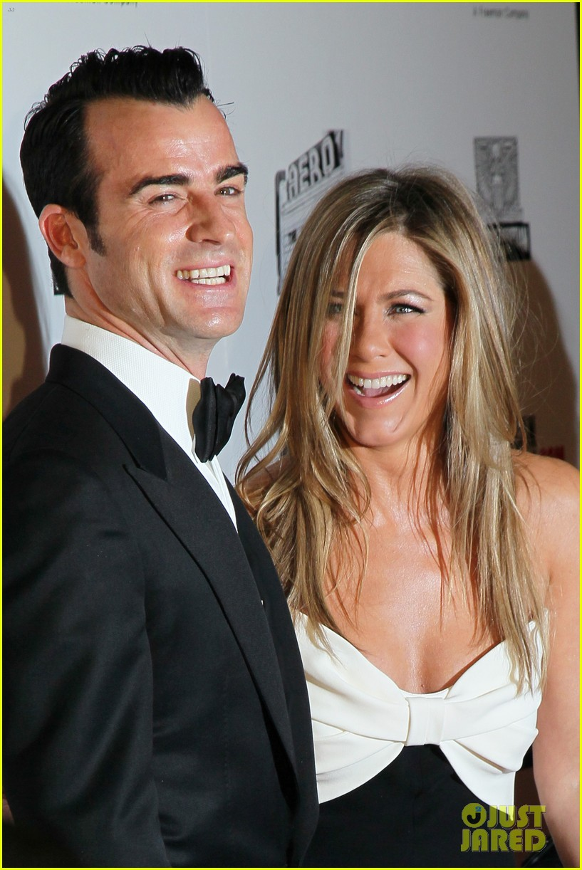 jennifer aniston justin theroux american cinematheque gala 15
