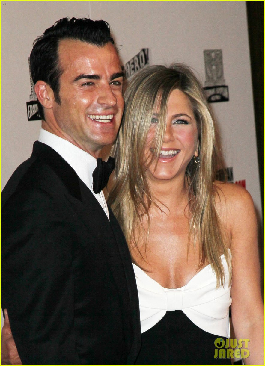 jennifer aniston justin theroux american cinematheque gala 17