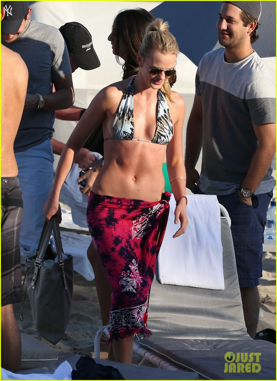 anne v dual bikinis in miami beach 172763401