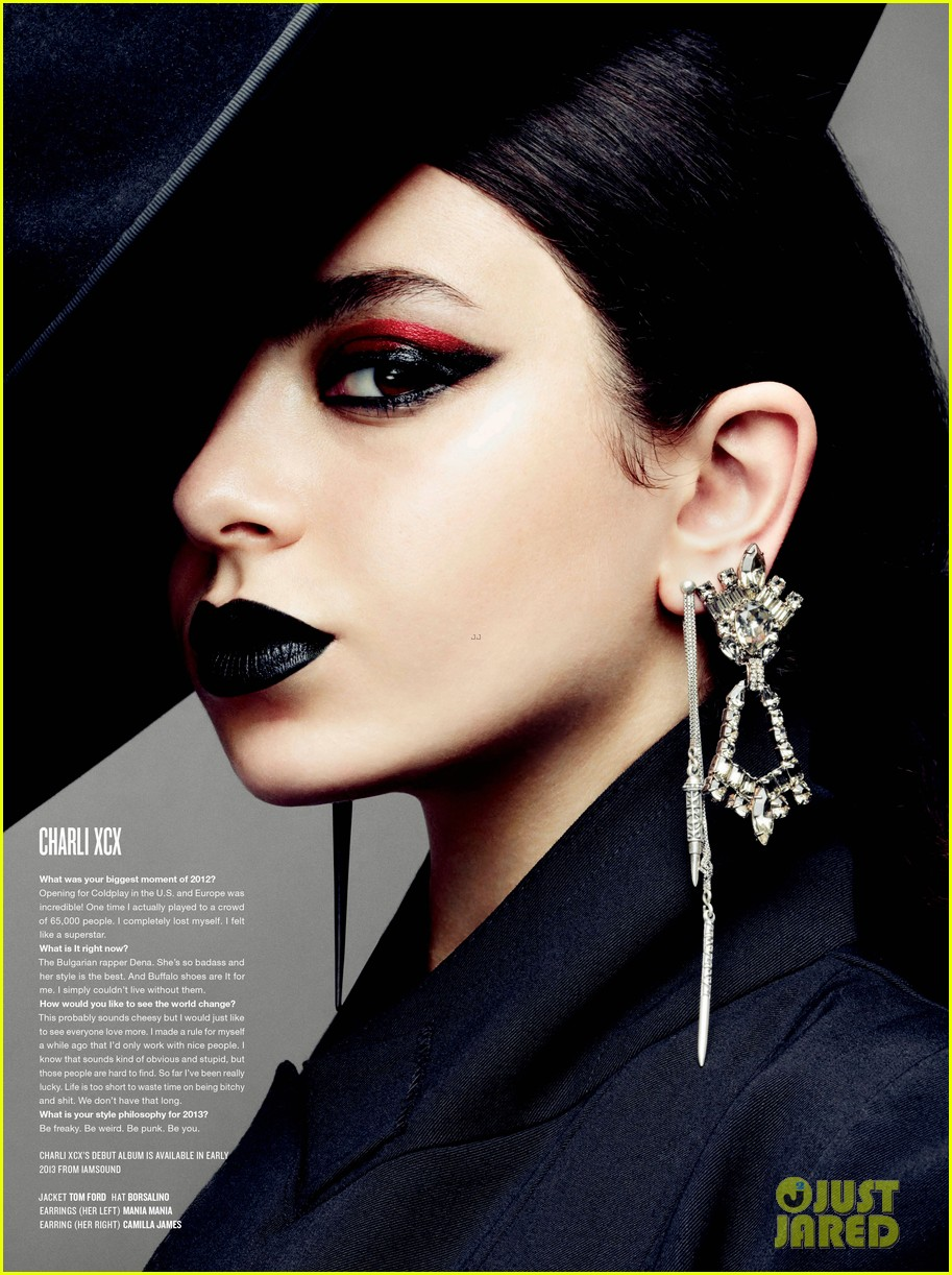 azealia banks cassie v magazine girls of now 062763453