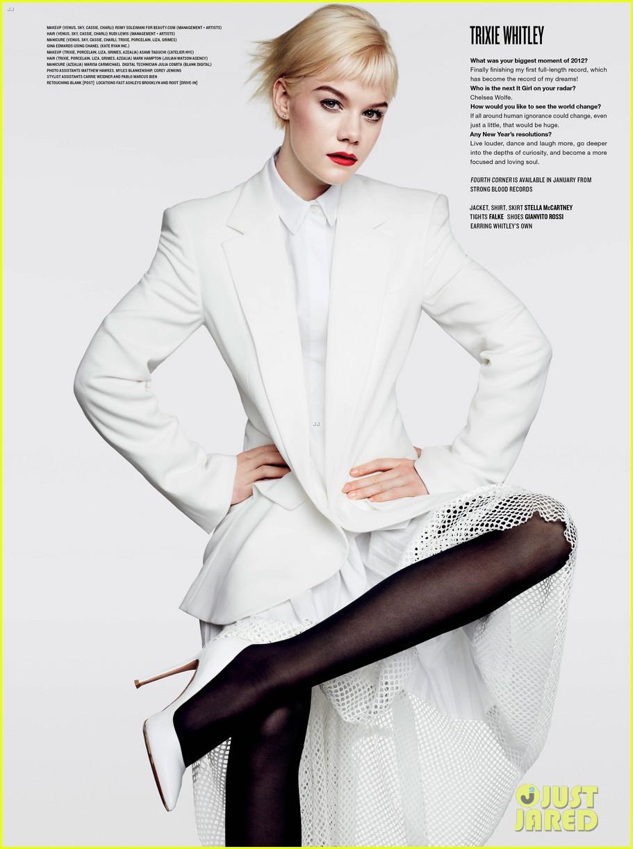 azealia banks cassie v magazine girls of now 092763456