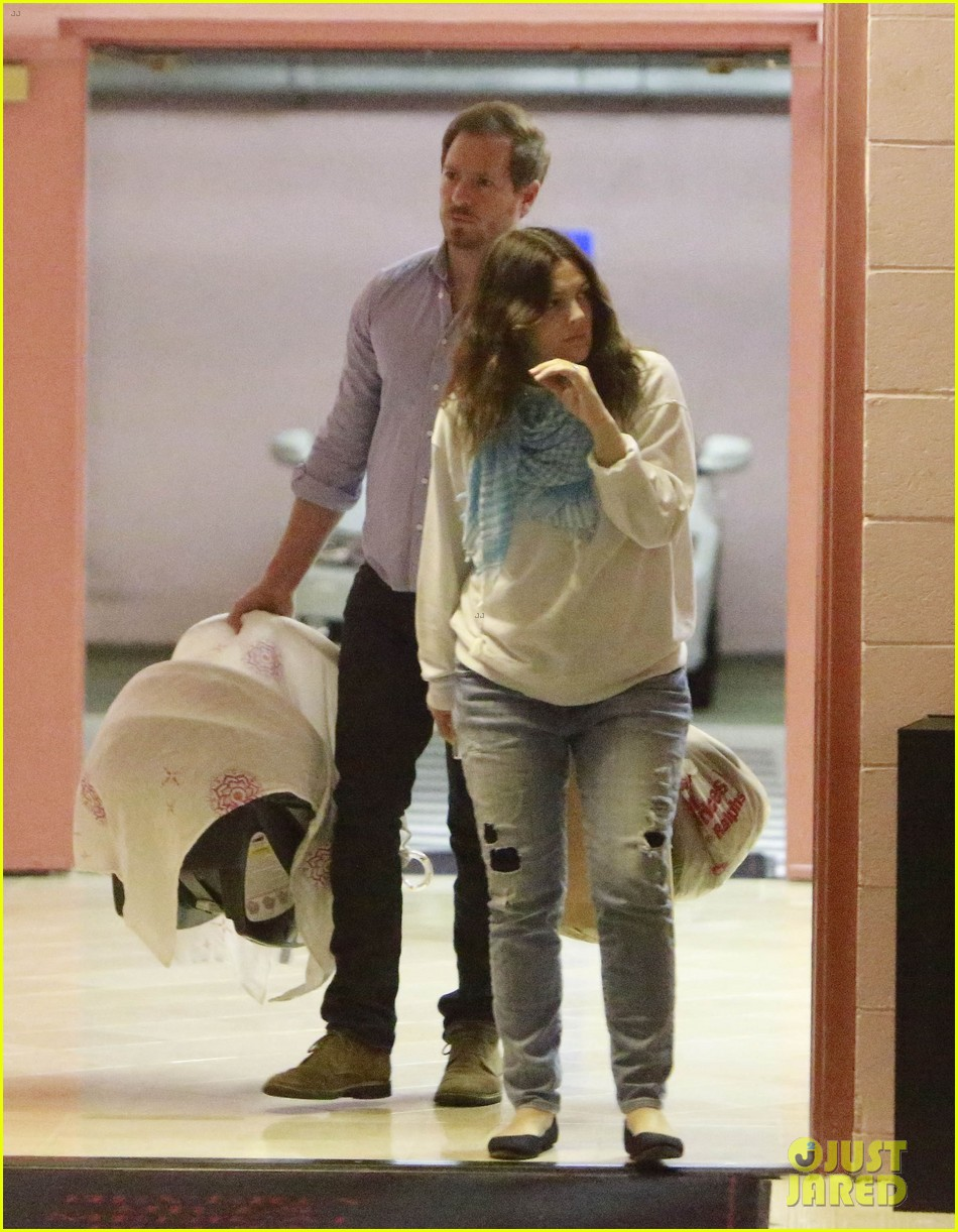 drew barrymore will kopelman doctors visit with olive 042764557
