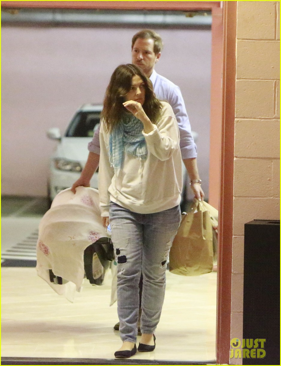 drew barrymore will kopelman doctors visit with olive 062764559