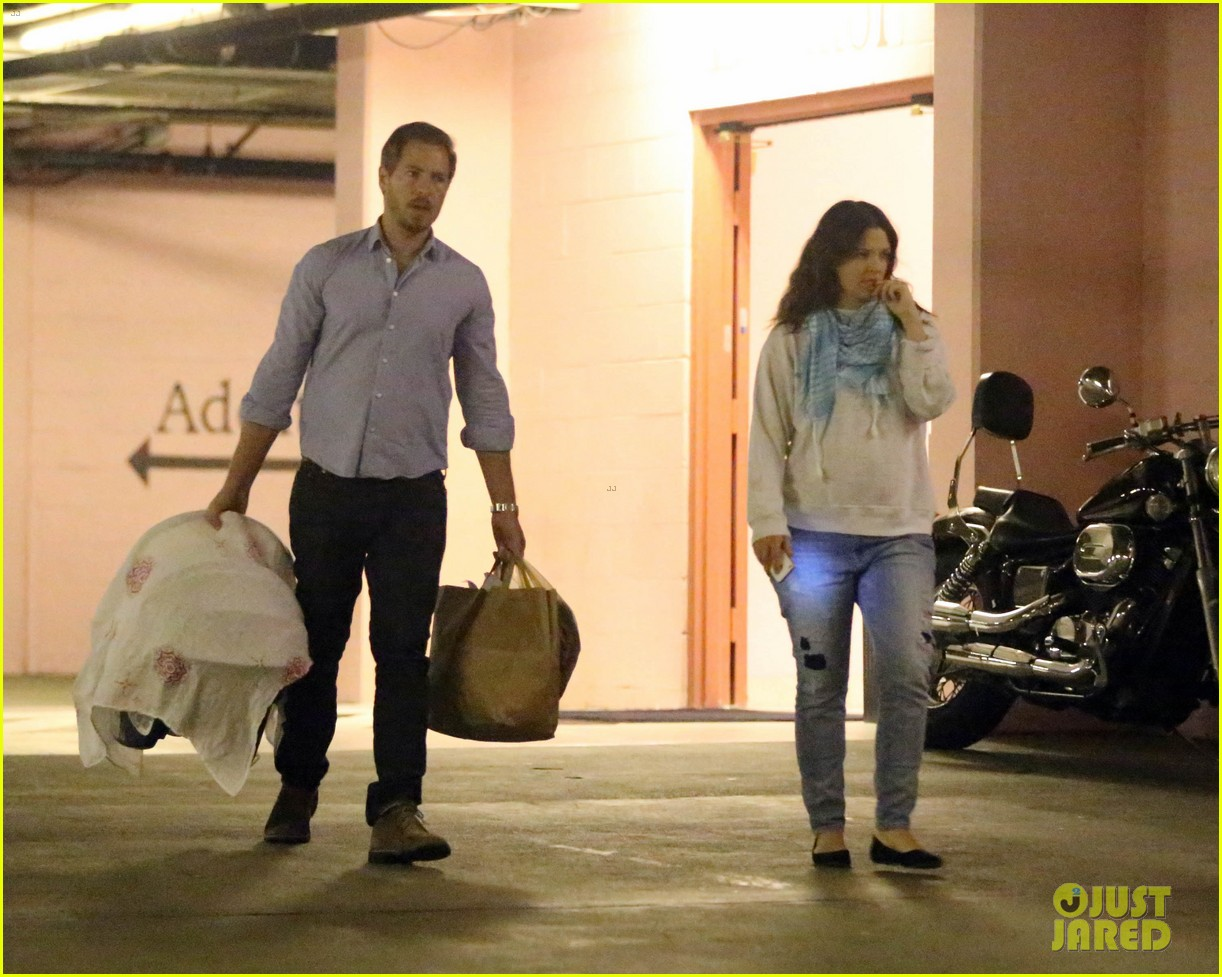 drew barrymore will kopelman doctors visit with olive 142764567