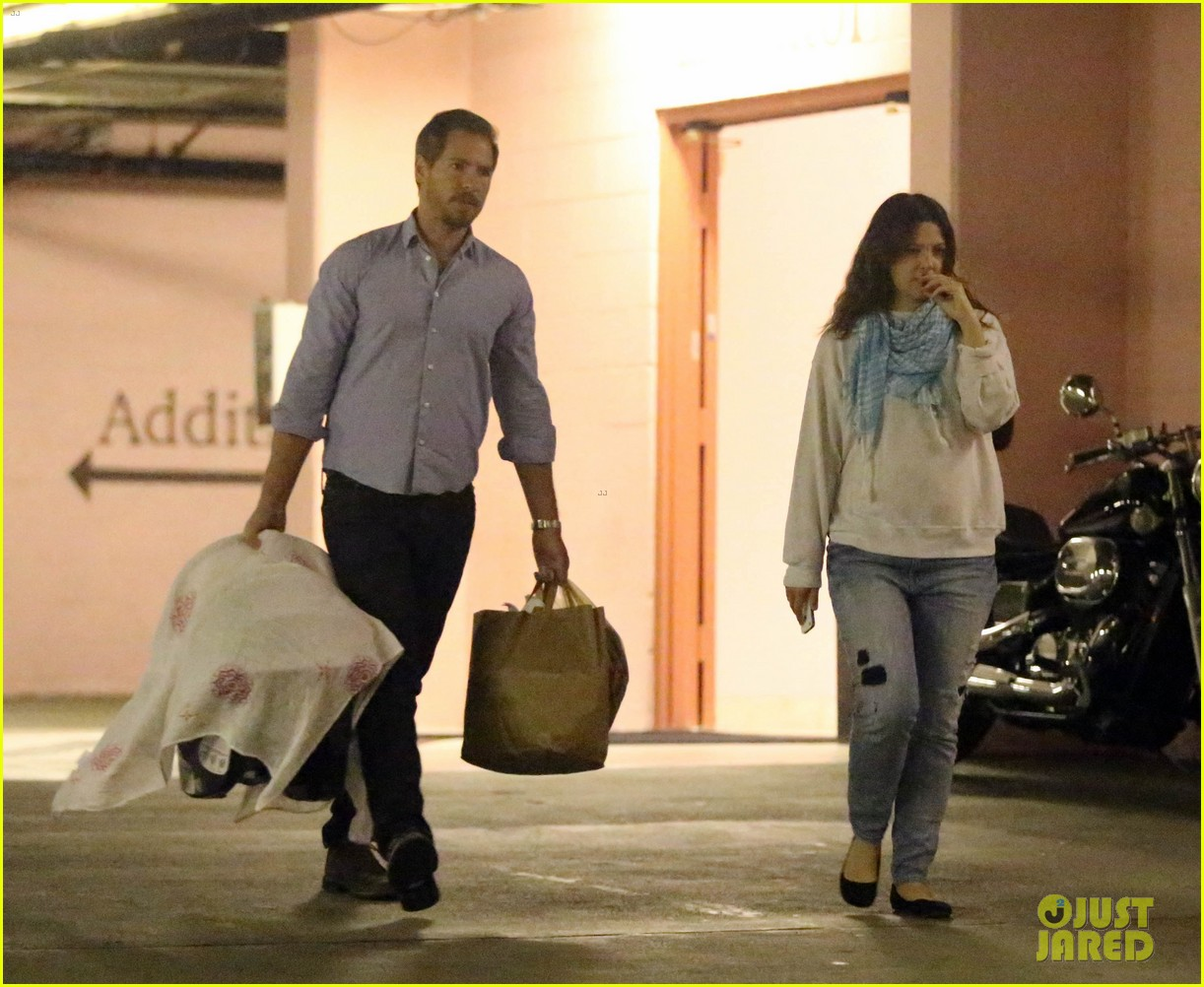 drew barrymore will kopelman doctors visit with olive 152764568