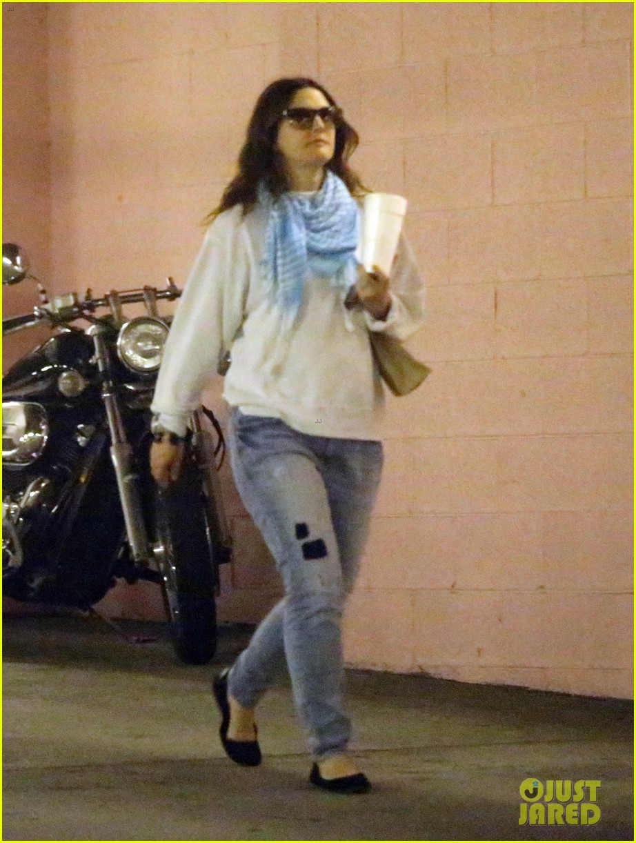 drew barrymore will kopelman doctors visit with olive 192764572