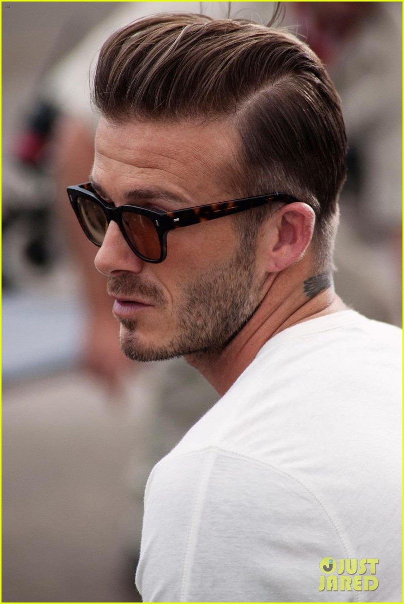 david beckham breitling s new face photo david