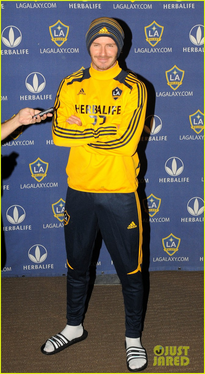 david beckham leaves los angeles galaxy 012761568