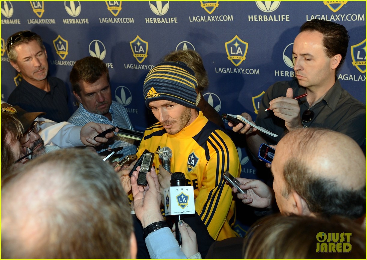 david beckham leaves los angeles galaxy 112761578