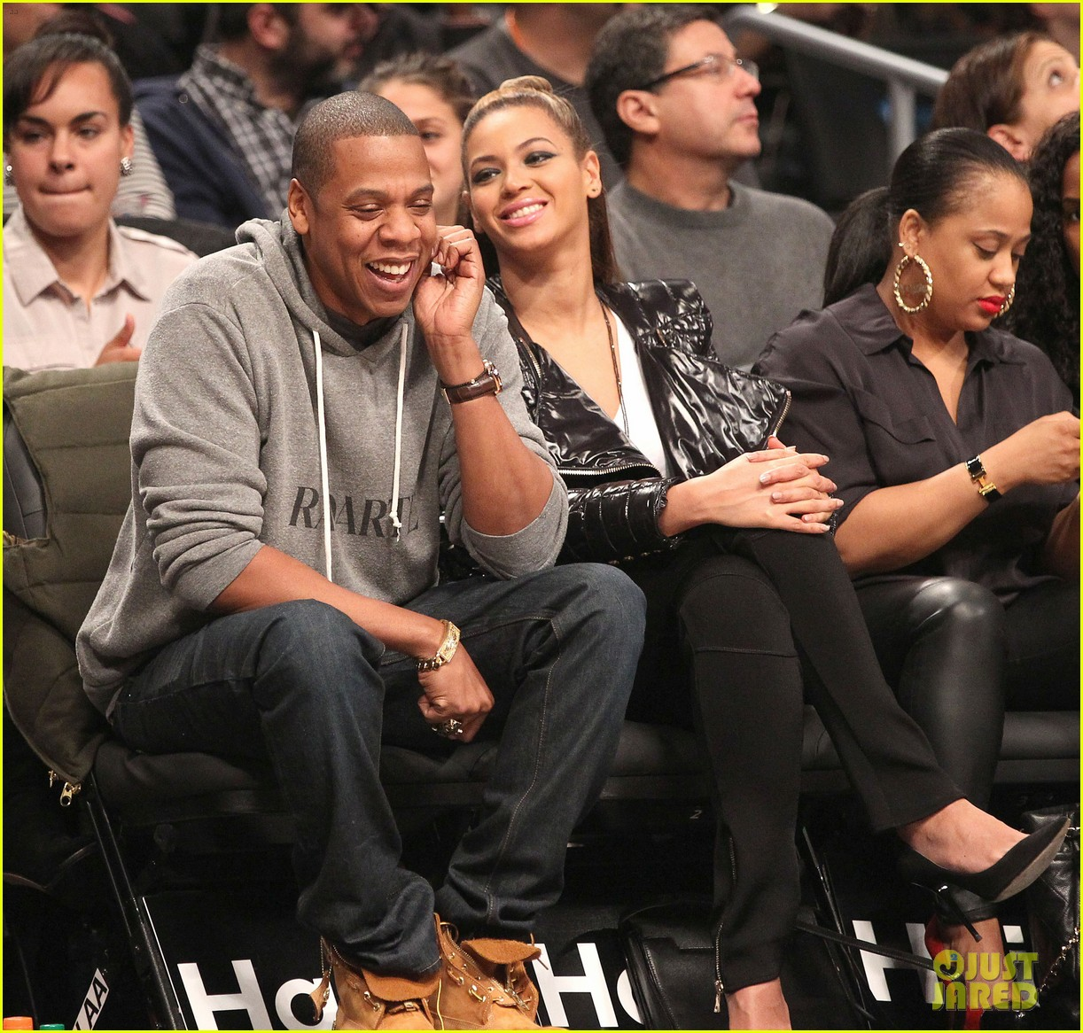 beyonce post thanksgiving nets game with jay z 052764120