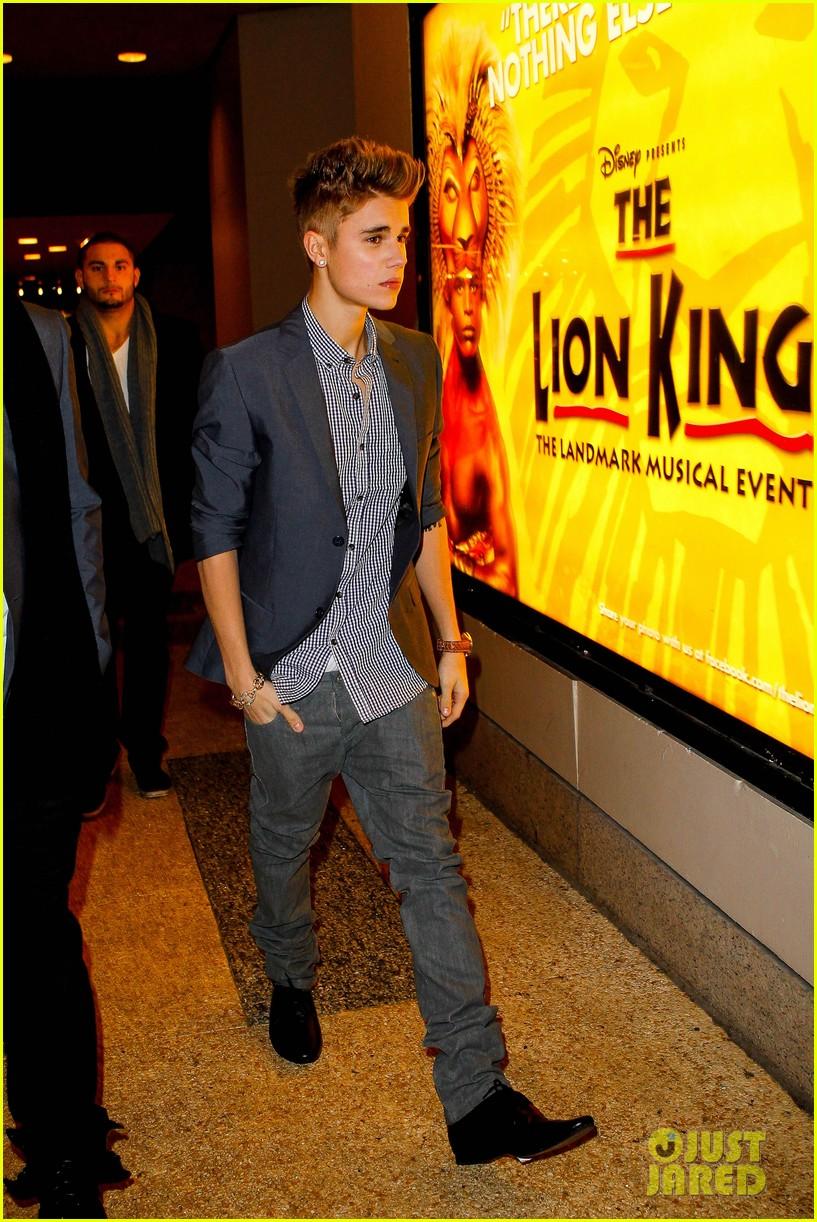 justin bieber lion king 07