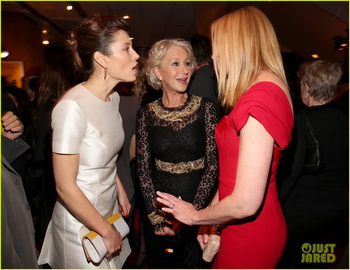 jessica biel hitchcock after party with helen mirren 03
