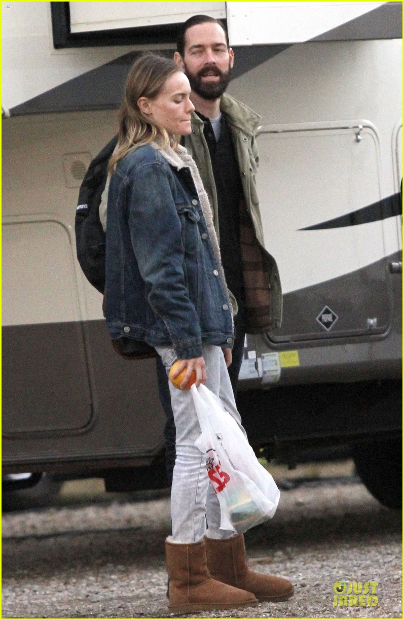kate bosworth homefront set with michael polish 01