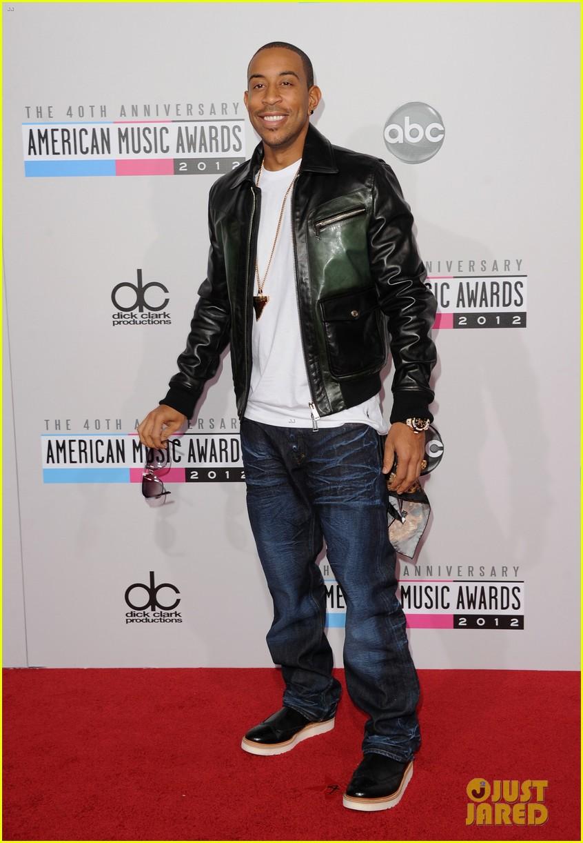 chris brown ludacris swizz beatz amas performance 09