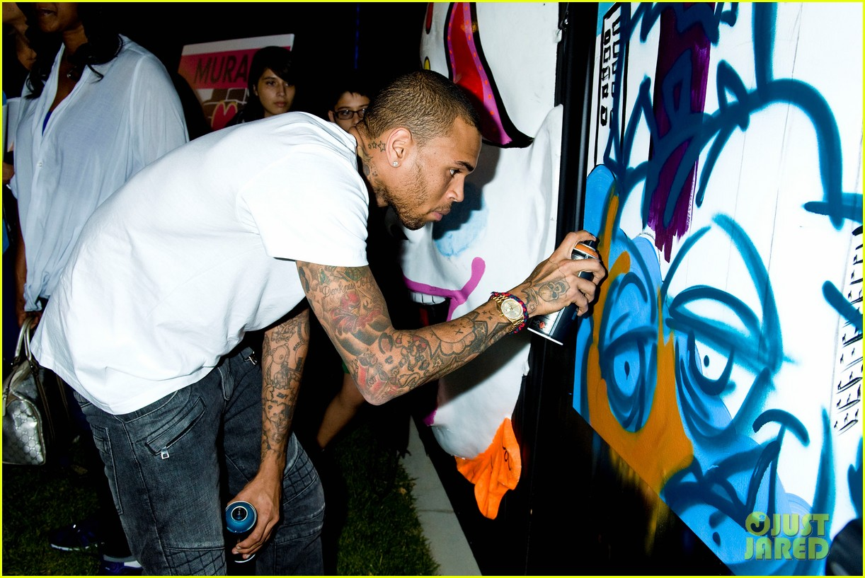 chris brown symphonic love foundation launch video 182755157