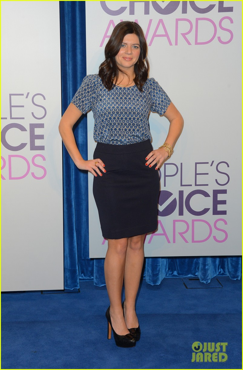 sophia bush peoples choice awards 2013 nominations announcement 072758232