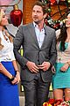 gerard butler despierta america appearance 10