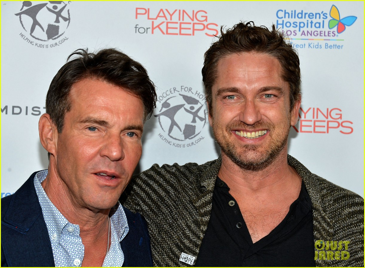 gerard butler playing for keeps childrens hospital screening 062765887