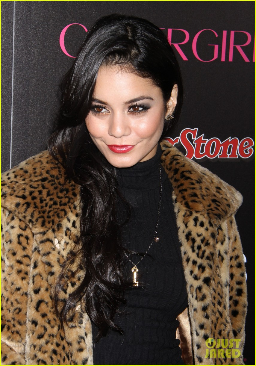vanessa hudgens rolling stone party with austin butler 112753394