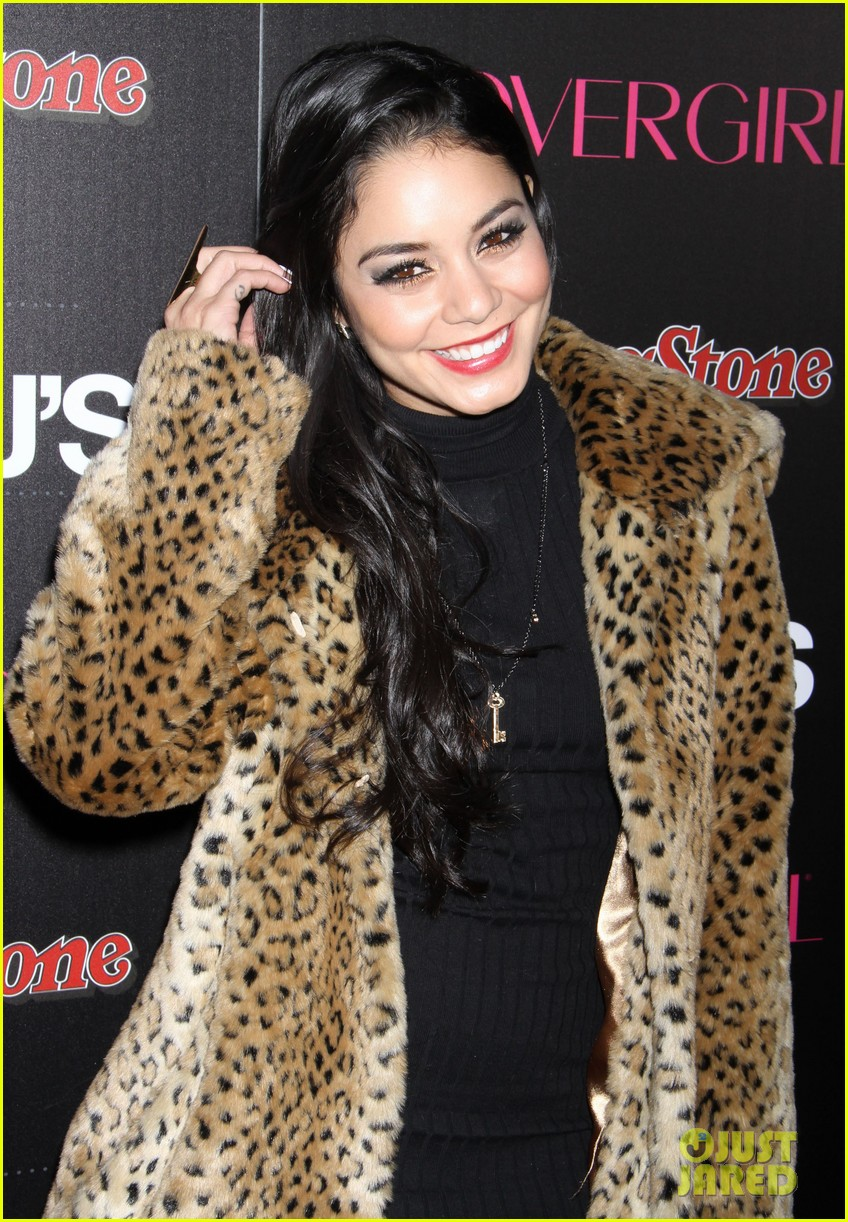 vanessa hudgens rolling stone party with austin butler 122753395