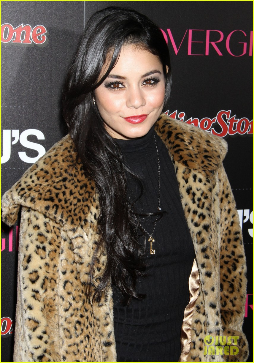 vanessa hudgens rolling stone party with austin butler 142753397